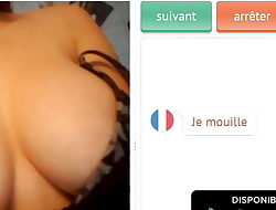 FRENCH HORNY GIRL part 1