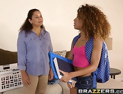 Brazzers - Teens Like It Big - Get Well Cooch scene starring